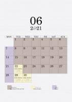 06 2021 schedule