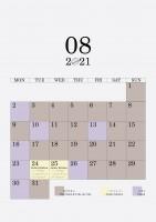 08 2021 schedule