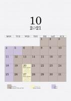 10 2021 schedule